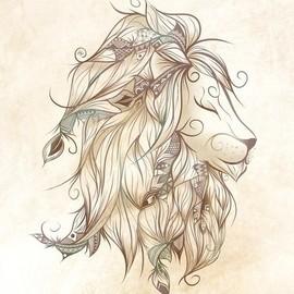 Лев лайнворк